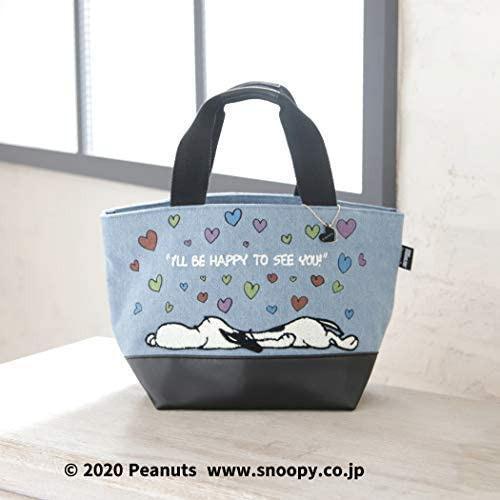 日本 AfternoonTea LIVING x PEANUTS 史路比(SNOOPY)手挽袋