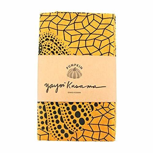 草間彌生南瓜手拭巾 (黃色)