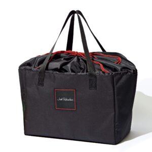 日本雜誌 otona MUSE オトナミューズ 2020年12月号【付録】Joel Robuchon購物袋