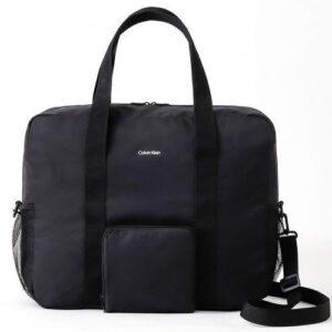 日本雜誌 Calvin Klein packable big bag book【付録】Calvin Klein多用途袋